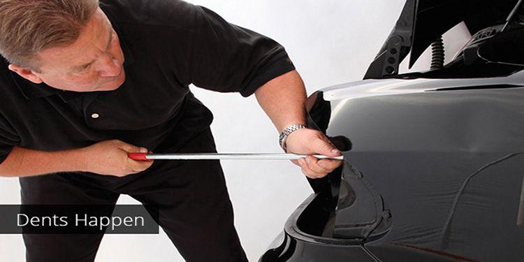 Dentless Paint Repair Mobile Paintless Dent Repair Pdr